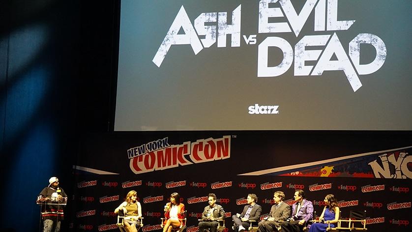 Ash Vs Evil Dead - Panel - FilmFad.com