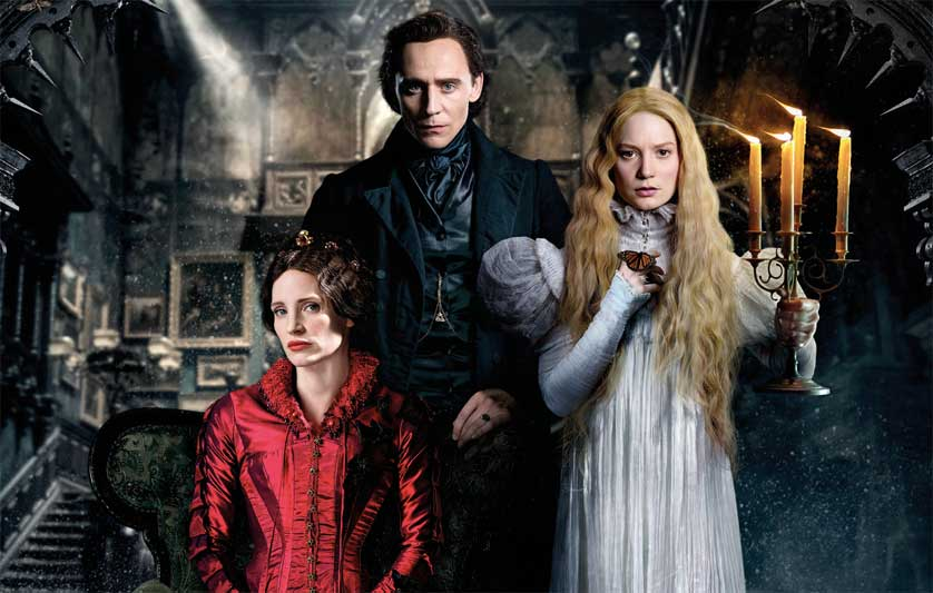 Review: 'Crimson Peak' Peaks Early Trying to Find its Genre