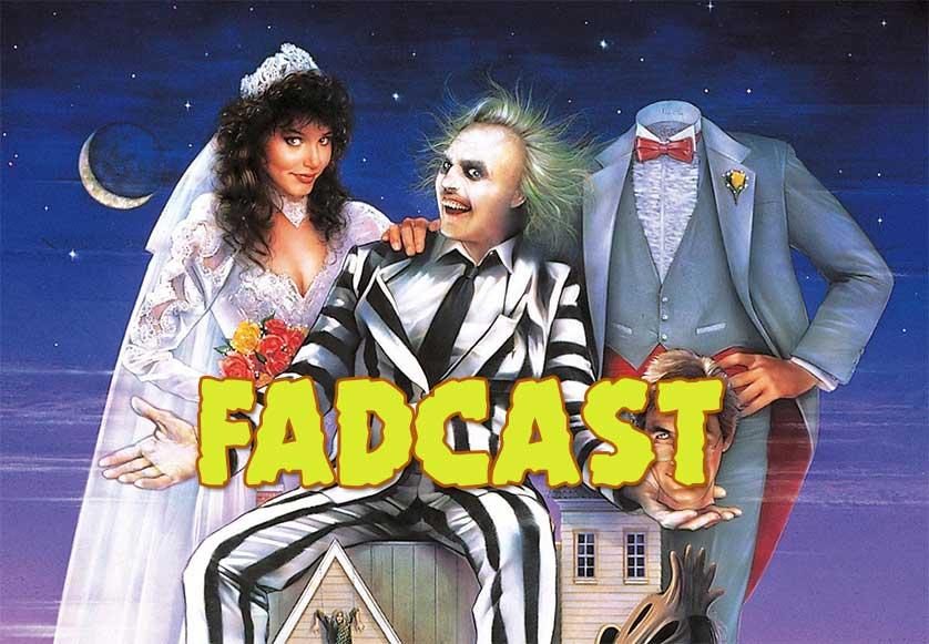 FadCast Ep. 57 | Tim Burton Film Fads ft. Eric Pace