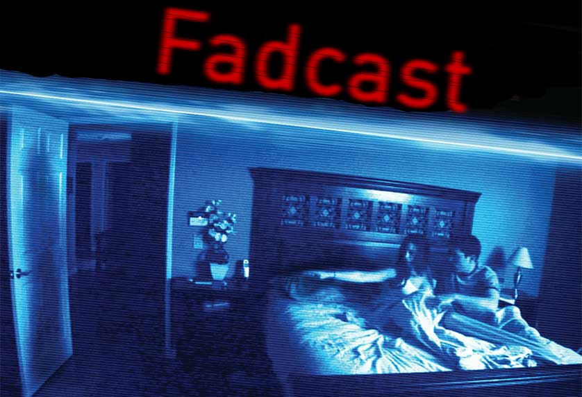 FadCast Ep. 59 | Horror Movies That Could Be Real ft. Emily
