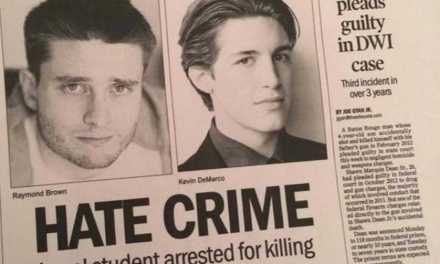Chasen Schneider and Jordan Salloum Talk 'Hate Crime'