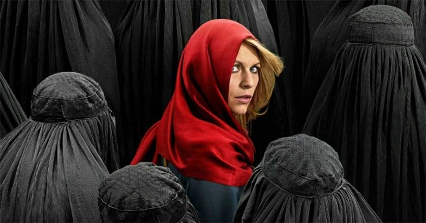 """What """"Homeland is Racist"""" Making it to Air Means"""
