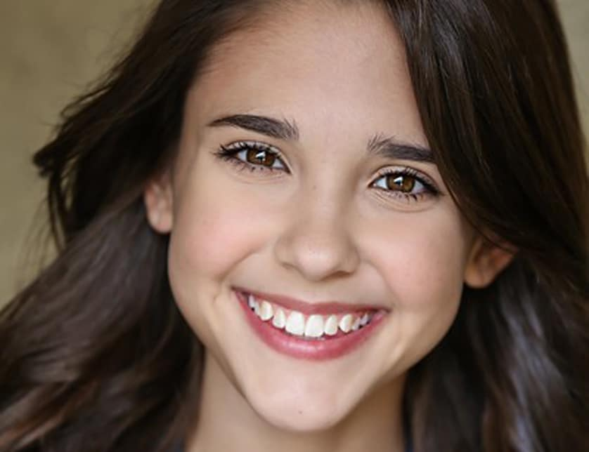 Exclusive: Young Actress Molly Jackson Talks Grown Up Role in 'Circle'
