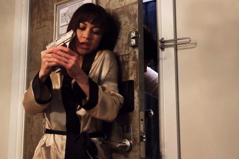 Olga Kurylenko - Momentum - FilmFad.com