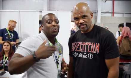 "Darryl ""DMC"" McDaniels Raps About His New Comic"