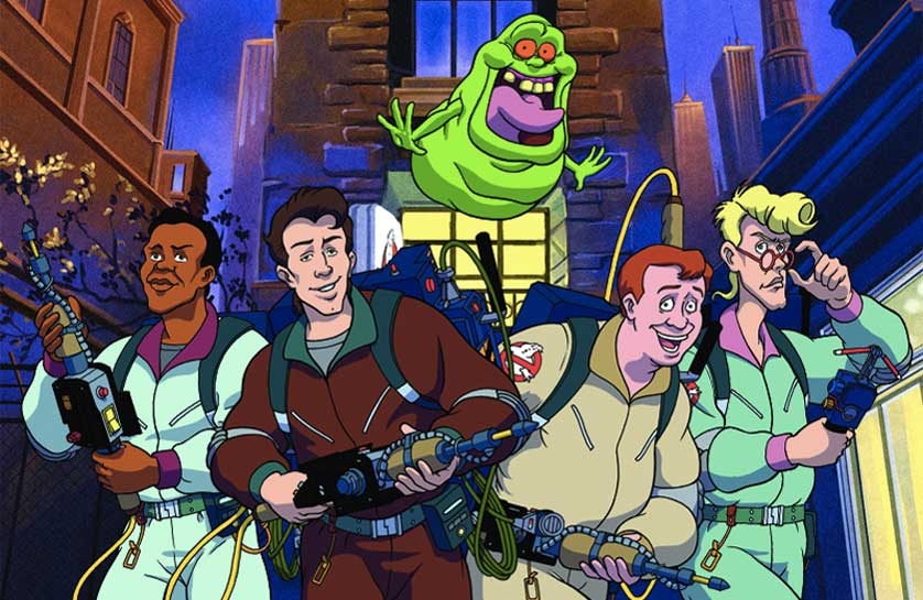 """The Real Ghostbusters""/""Extreme Ghostbusters"""