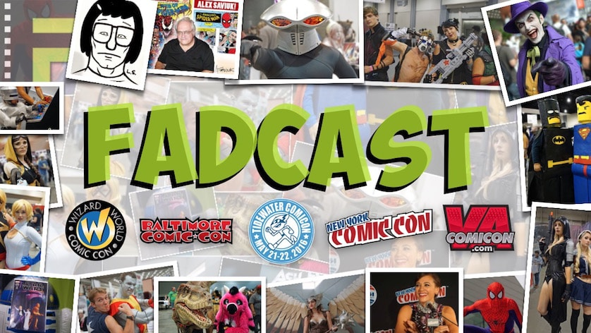 2015 Convention ReCap - FadCast - FilmFad.com
