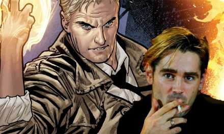 Rumor: Colin Farrell to Play Constantine in 'Justice League Dark'