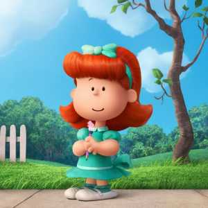 New Girl - The Peanuts Movie - FilmFad.com