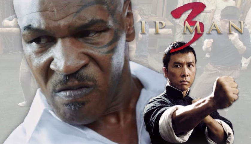 IP Man 3 - Cover - FilmFad.com