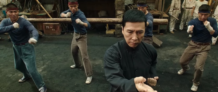 Ip Man 3 - fight scene - FIlmFad.com