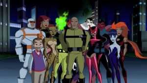 Justice League Unlimited - #312 - Alive! - FilmFad.com