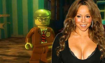 Mariah Carey to Play Commissioner Gordon or Mayor in 'Lego Batman'