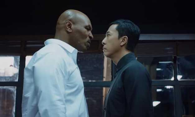 Donnie Yen Faces Mike Tyson in Epic 'IP Man 3' Teaser Trailer