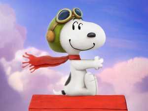 Peanuts-Snoopy - FilmFad.com