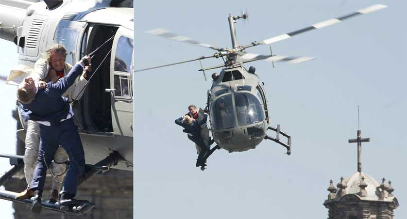 Spectre-Mexico-Helicopter