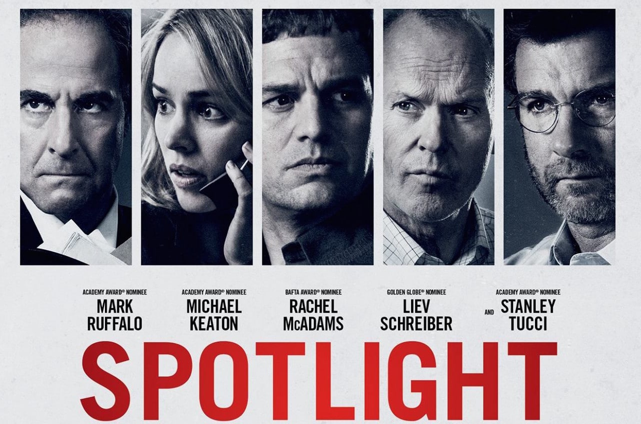 Review: 'Spotlight' Shines A Light On Controversy