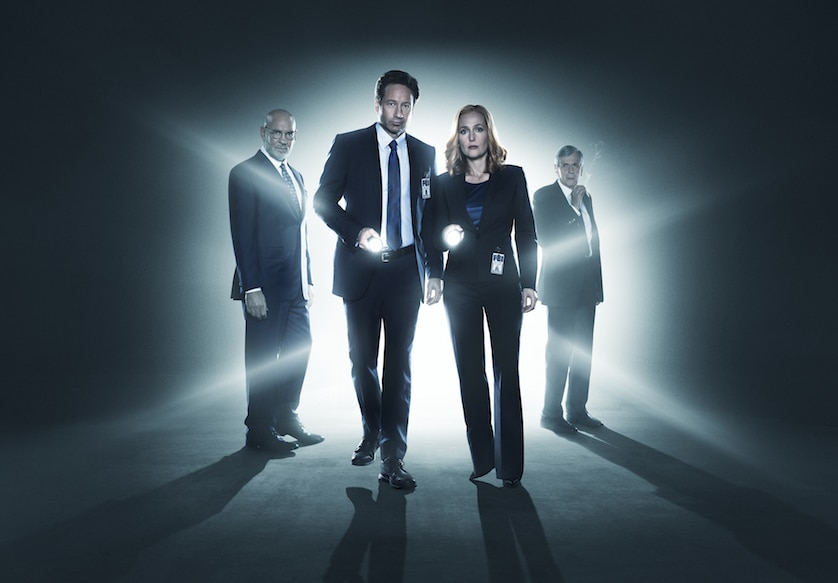 New Must See 'X-Files' Teaser Photos