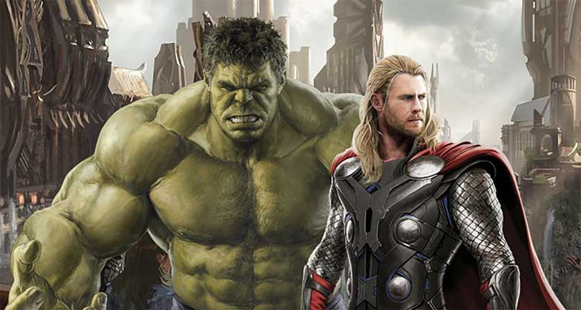 Hulk Joins 'Thor Ragnarok' But No Solo Film
