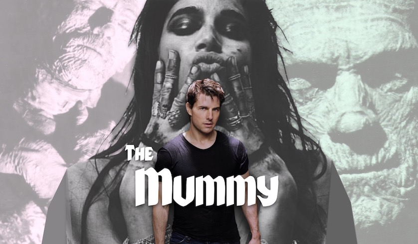 The mummy - universal - FilmFad.com