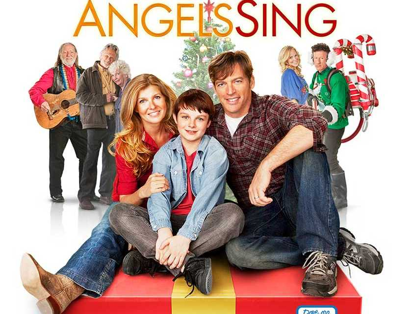 Contest: Autographed Poster and DVD Copy of 'Angels Sing'