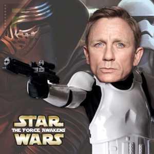 Daniel Craig - Star Wars - FilmFad.com