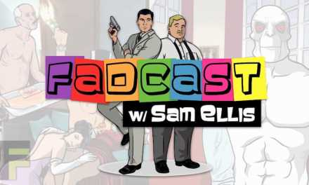 FadCast Ep. 65 | TV Animation ft. 'Archer' Illustrator Sam Ellis