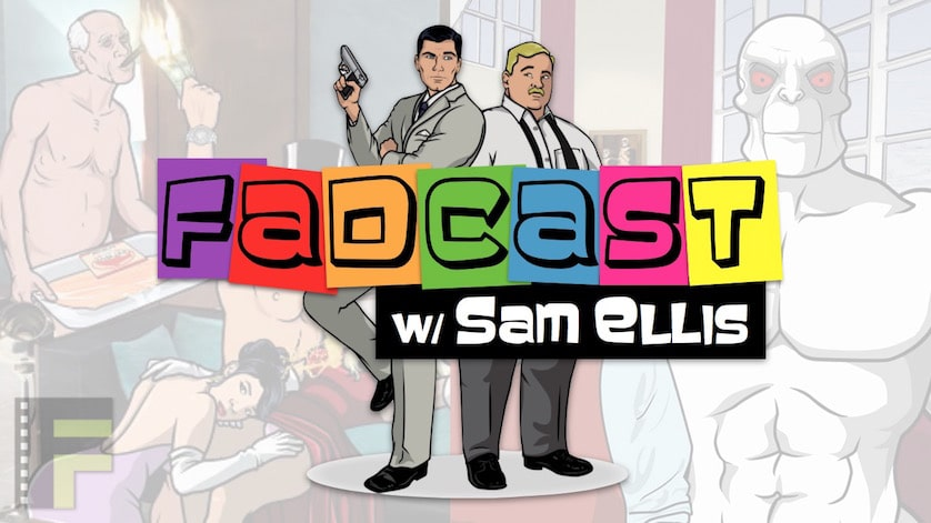 FadCast 65 - Sam Ellis - Animated TV - FilmFad.com