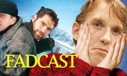 FadCast Ep. 68 | Holiday Films & Christmas Mayhem ft. Daniel Ritchie