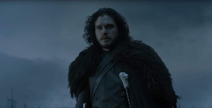 Game of Thrones - Jon Snow - Season 6 - FilmFad.com