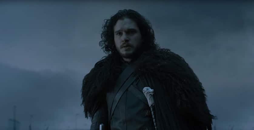 Game of Thrones - Jon Snow - Season 6 - FilmFad.com
