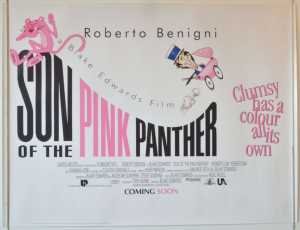 son-of-pink-panther-poster