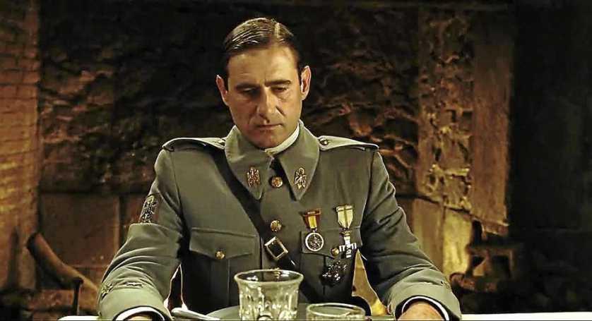 Sergi López as Captain Vidal