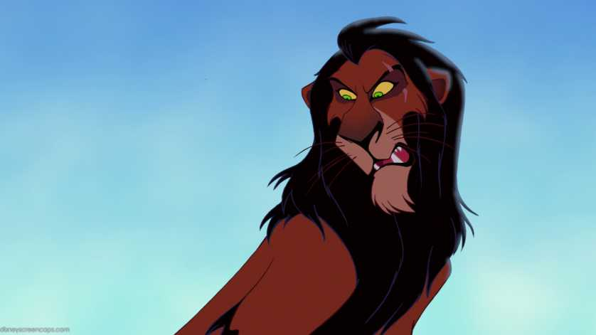 Jeremy Irons as Scar