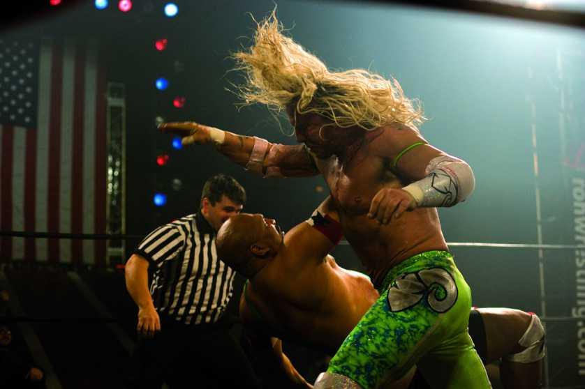 #5. The Wrestler