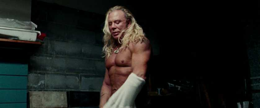 Mickey Rourke as Randy'The Ram' Robinson
