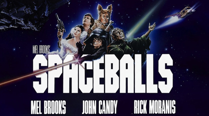 TBT Review: 'Spaceballs' Confirms 'Star Wars' Cultural Influence