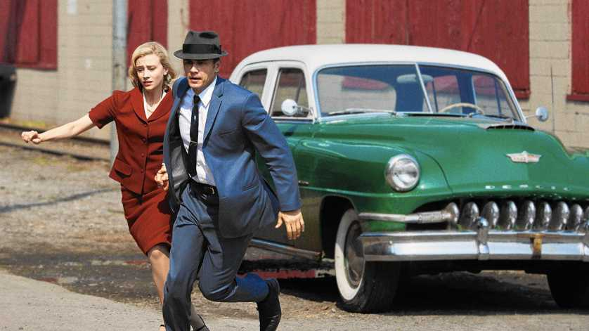 Jake Epping (James Franco) with Sadie Dunhill (Sarah Gadon)