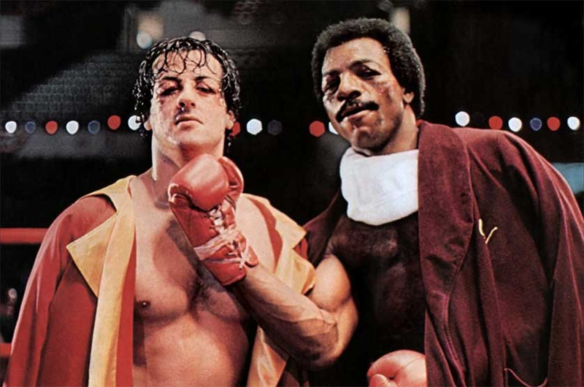 Stallone Hints Apollo and Rocky Reunion in 'Creed' Sequel