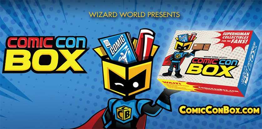 Wizard World Highlights Deadpool Film with Comic Con Box Exclusive
