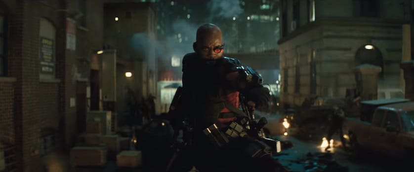 Deashot - Will Smith - Suicide Squad - Guns - FIlmFad.com