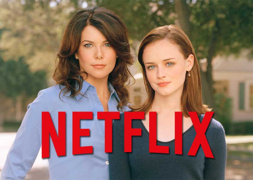 Possible 'Gilmore Girls' New Set Photos Hint at Netflix Revival