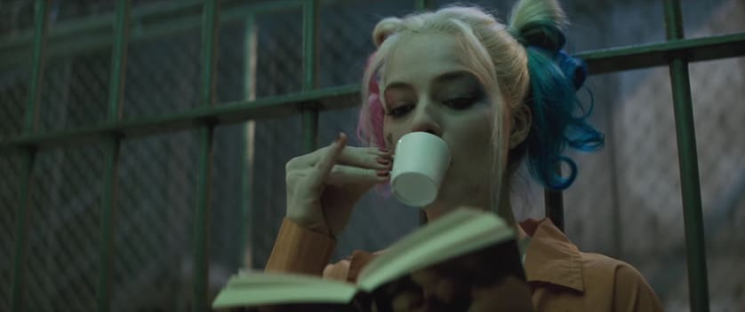 Harley Quinn - Margot Robbie - Suicide Squad - FilmFad.com