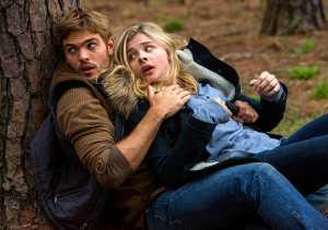 The Fifth Wave - Alex Roe - Chloe Grace Moretz - Sony - FilmFad.com
