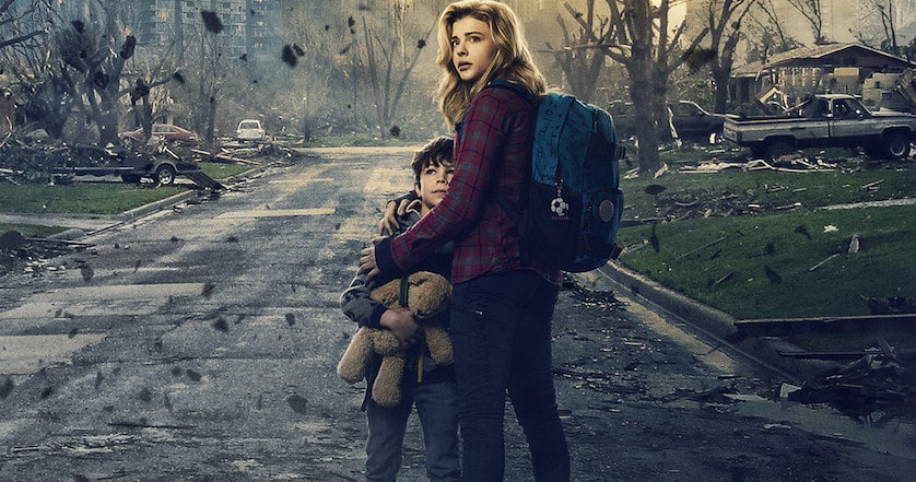 the fifth wave poster