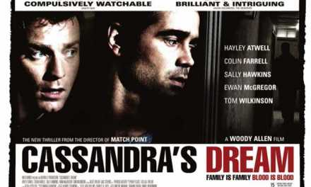 TBT: 'Cassandra's Dream' Tells; Doesn't Show