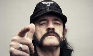 Lemmy of Motörhead