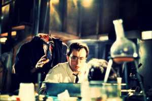 Jeffrey Combs was a joy to watch! Re-Animator