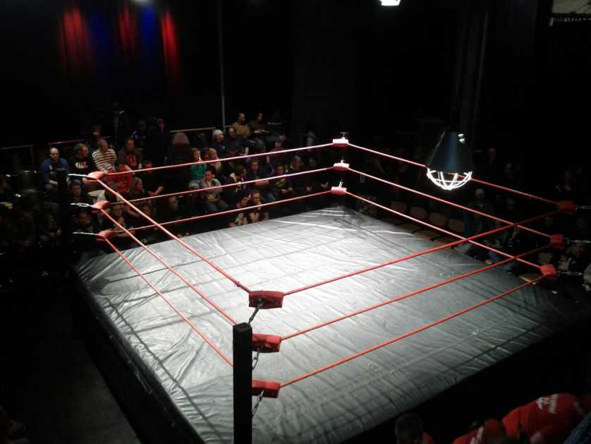 In the Ring with Matt: Way Too Much