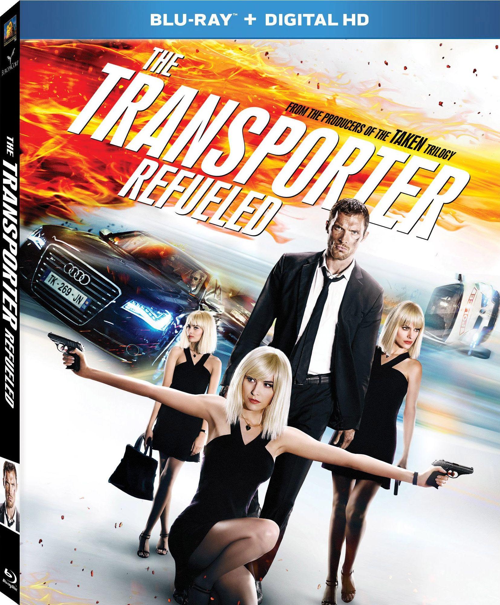 Blu-Ray Review: 'Transporter Refueled' Runs On Empty | FilmFad.com